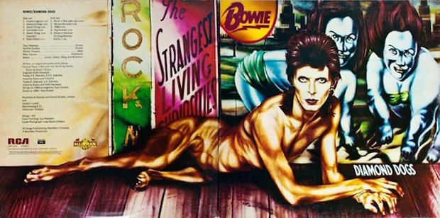 10 Records You Might Have Owned That Are Now Worth A Fortune David Bowie Diamond Dogs Bowie Diamond Dogs