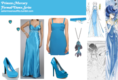 Sailormoon Prom Dresses