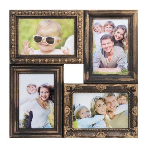 vintage bronze 4 opening collage frame kirklands