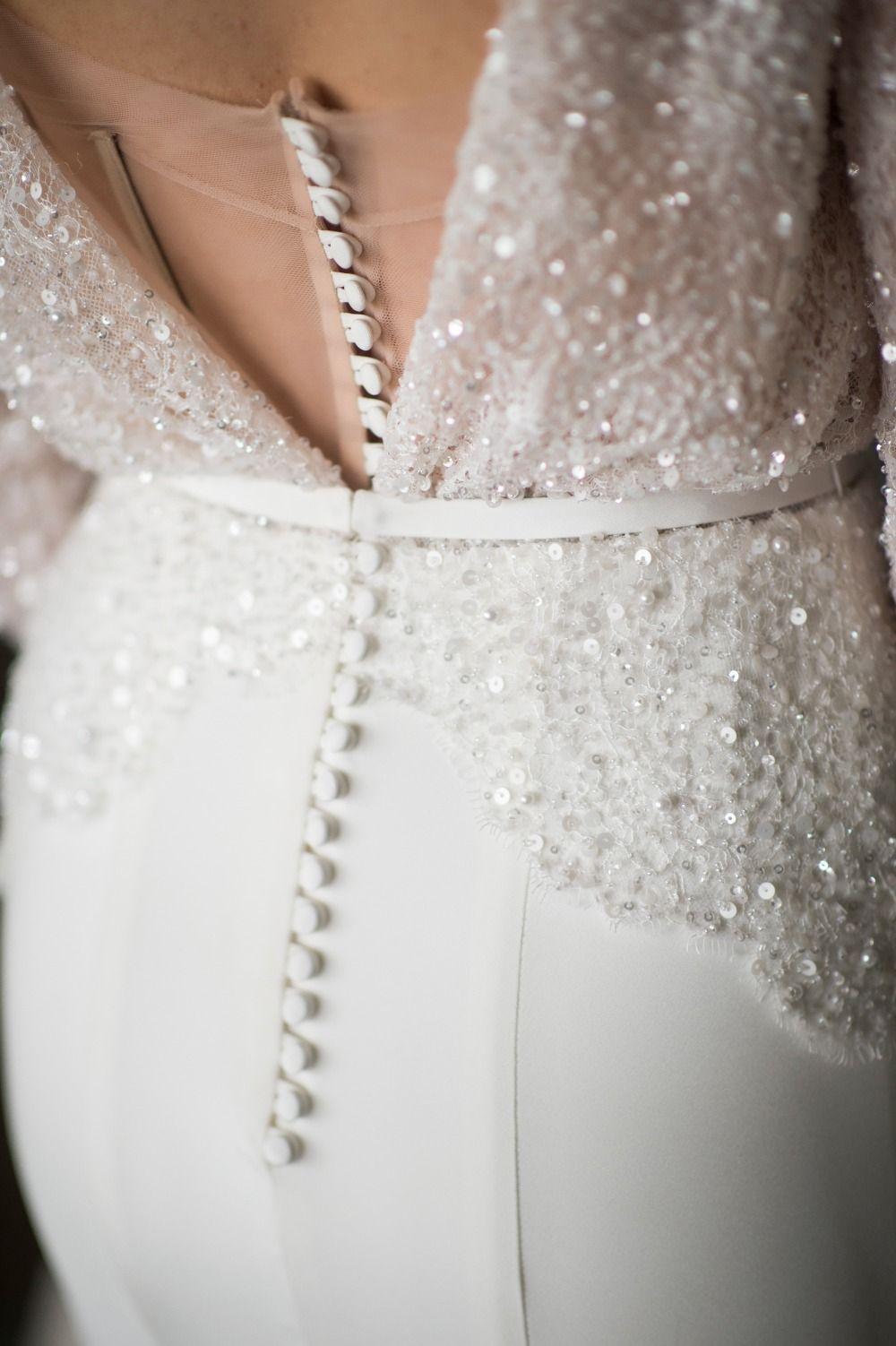 Stylish Modern Protea Filled Wedding