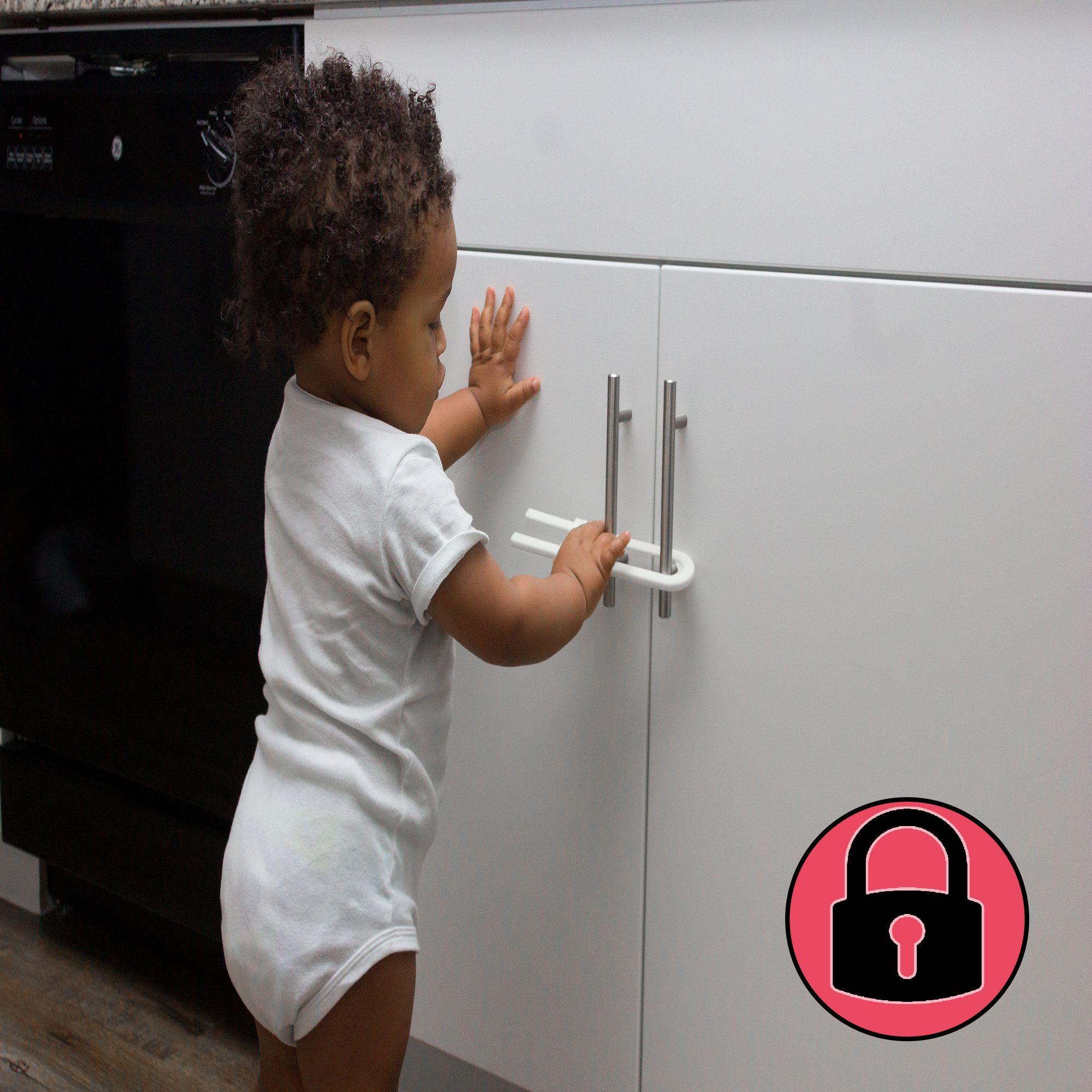 Meskan Safety Locks MultiPurpose Childproof