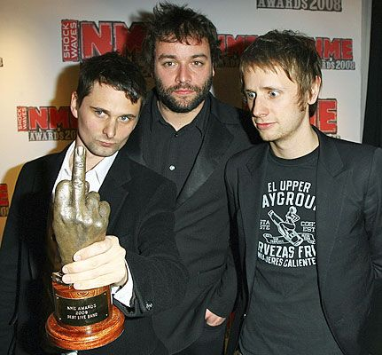 MUSE Dom's face! LOL