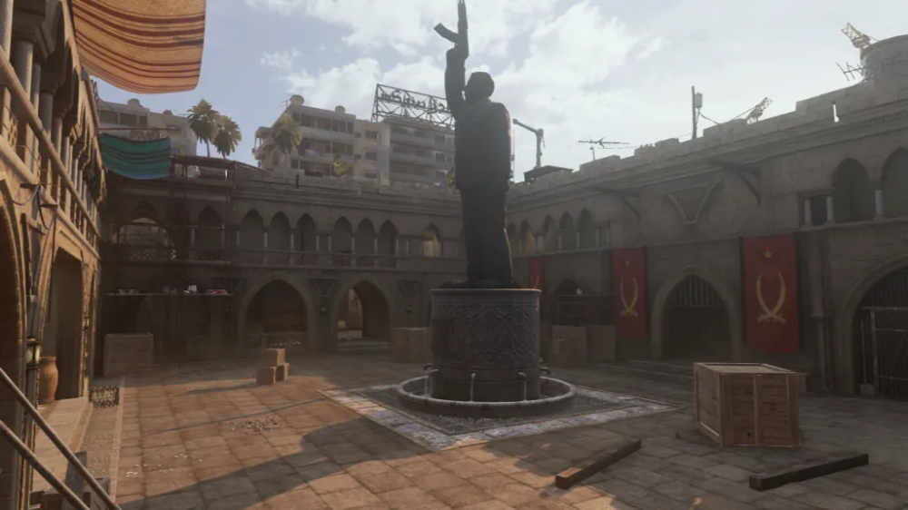 Showdown Modern Warfare Remastered Call Of Duty Maps Callofduty4 Cod4 Callofduty Cod Modernwarfare In 2020 Modern Warfare Warfare Modern