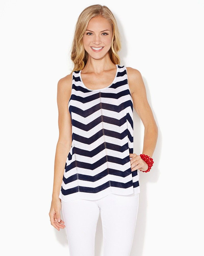 Mallory tank top charmingcharlie long weekend tank ccstyle love