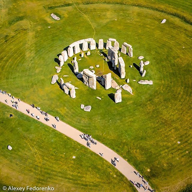 5 Thousands Years Of History #Stonehenge #MyBritain