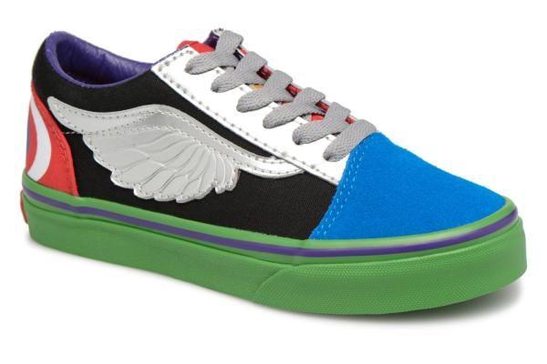 Vans Old Skool E @sarenza.com | Vans old skool, Style skate ...