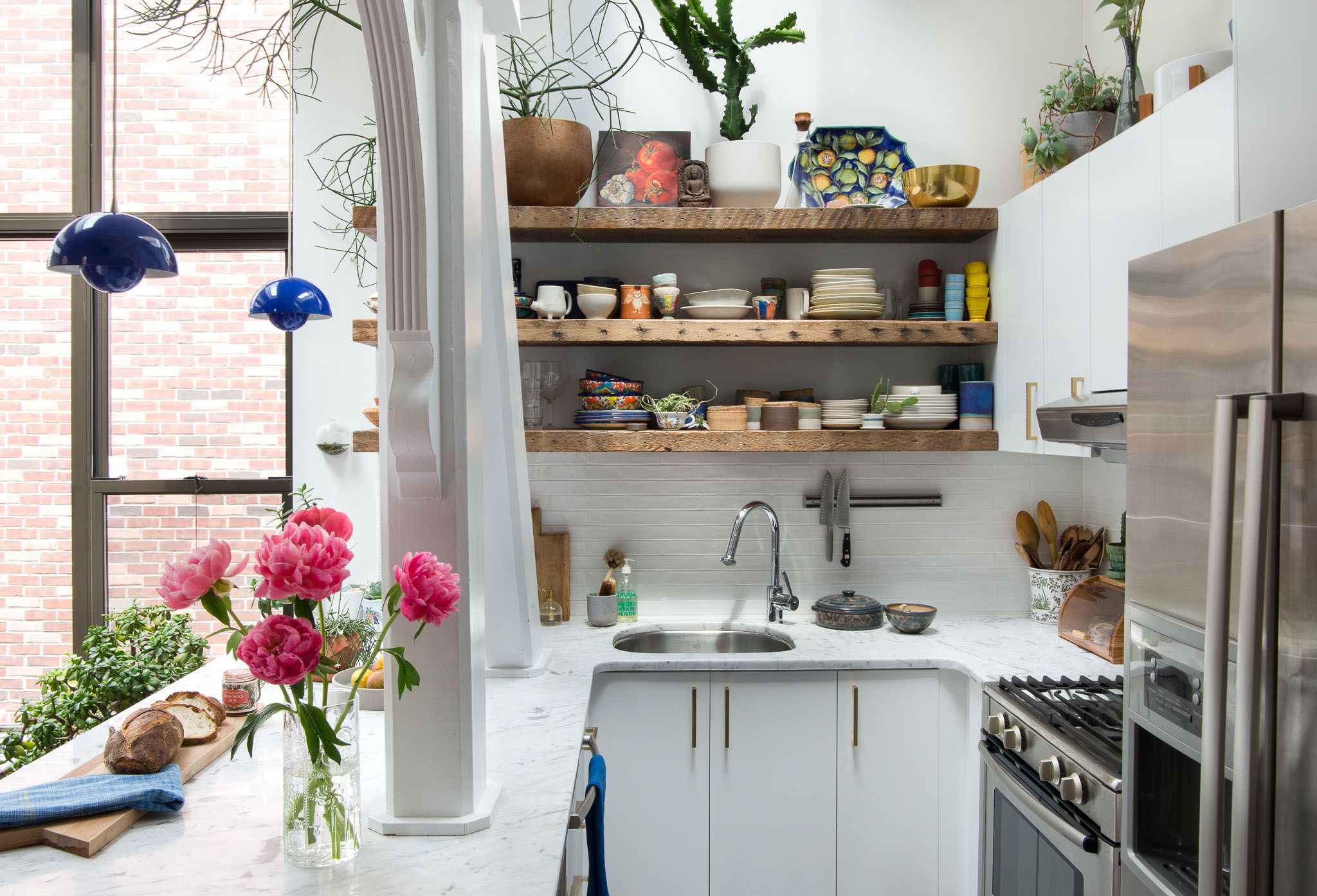 A Heavensent Brooklyn Kitchen Redesign  Kitchens Apartments And Glamorous Brooklyn Kitchen Design Inspiration Design