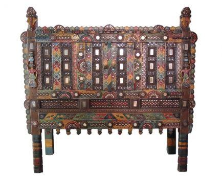 Mobili coloniali ~ Damcja indiana orissa mobili etnici unici orissa