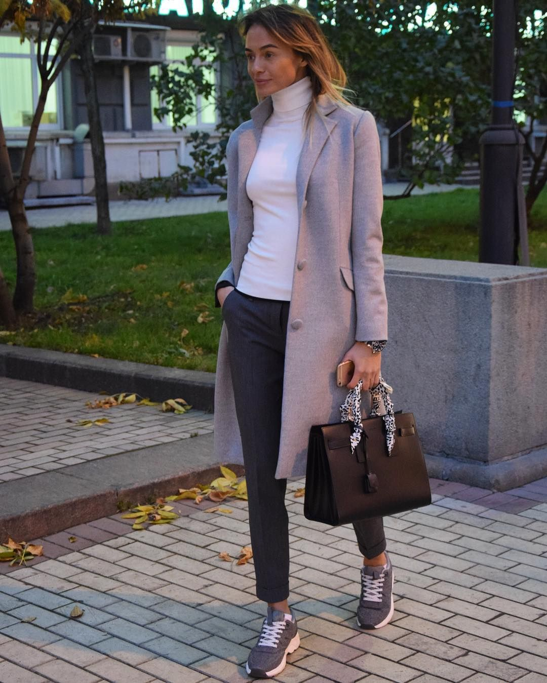 Stylish Office Outfits For Ladies | Fall casual office ...