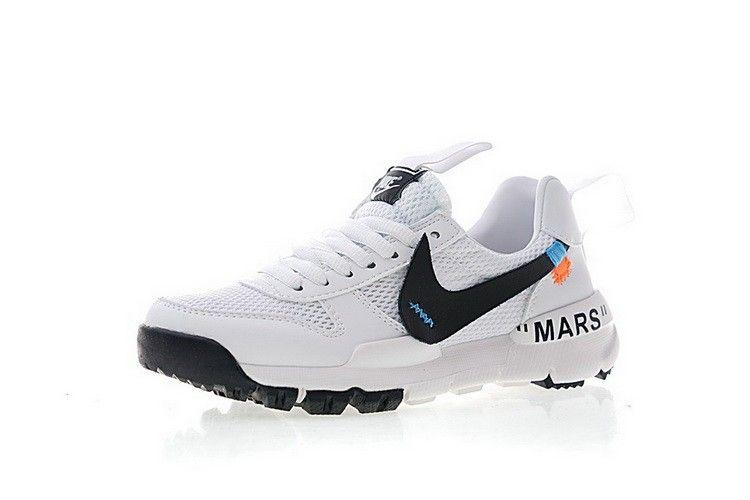 89daedf116ac 2019 的 Off White x Tom Sachs x NikeCraft Mars Yar Bianca Nero