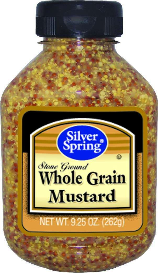 Silver Spring Foods Inc S Whole Grain Mustard Offers A