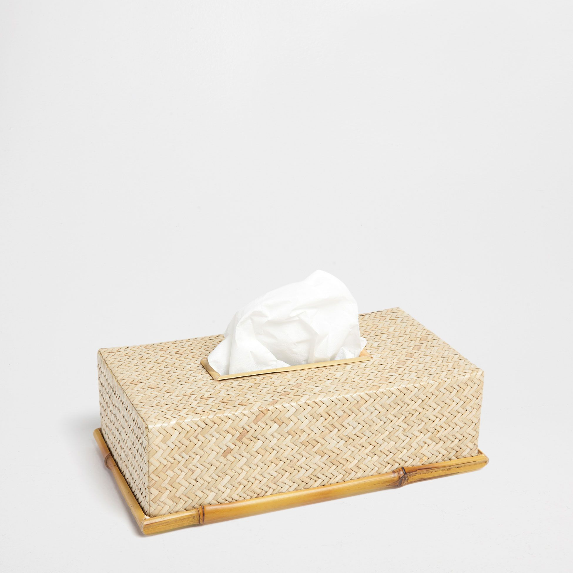 Natural Fibre Tissue Box - Accessories - Bathroom | Zara Home Sweden ...