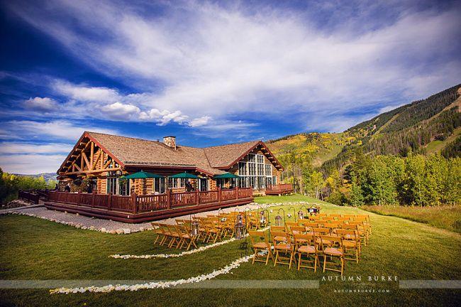 Beano 39 s cabin wedding venue in beaver creek colorado for Beano s cabin beaver creek