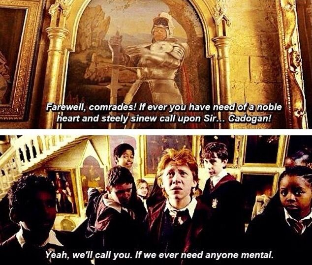 Harry Potter The Prisoner Of Azkaban I Love Sir Cadogan Harry Potter Love Harry Potter Fantastic Beasts Harry Potter World