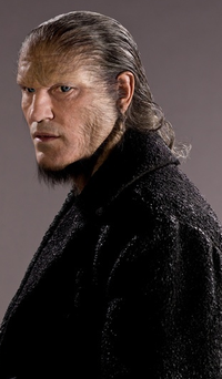 Fenrir Greyback Harry Potter Movie Characters Harry Potter Characters Harry Potter Films