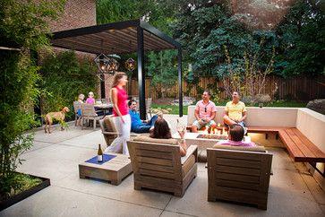 Mid-Century Modern Renovation - contemporary - patio - denver - Elevate by Design