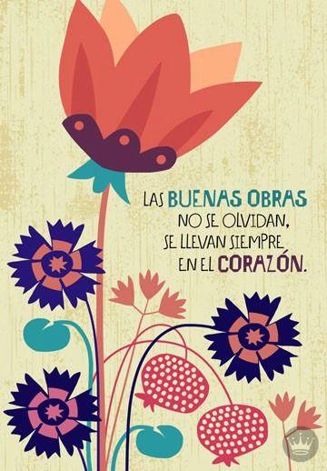 Gracias por Tu Expresión de Cariño | Thank you cards, Floral and ...