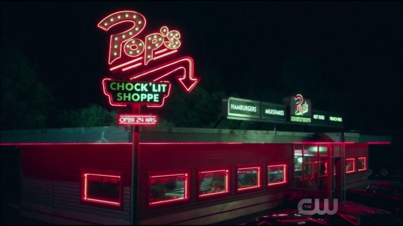 Pop's ChockLit Shoppe Riverdale Sfondi, Sfondi iphone
