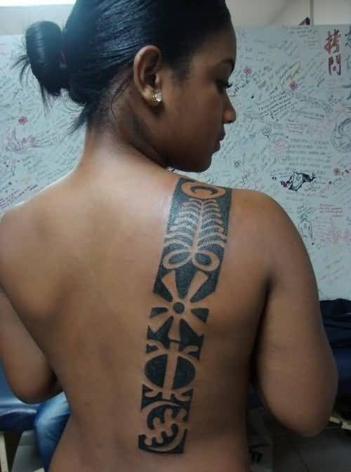 Ashanti tattoos