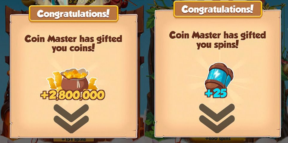 Coin Master Daily Free Spins And Coins Links April 2019