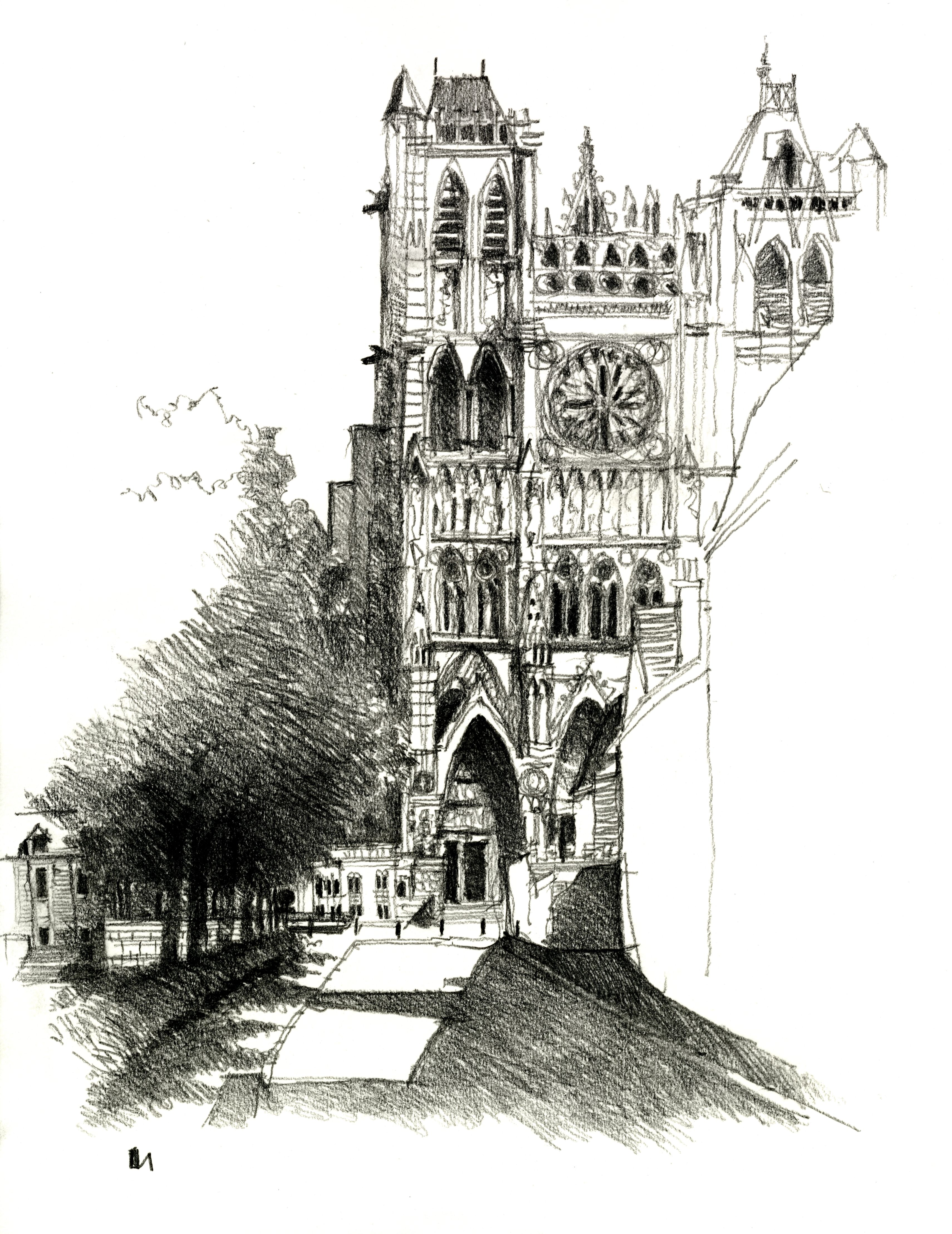 Cathedrale Amiens 5 Cathedrale Amiens Amiens Cathedrale
