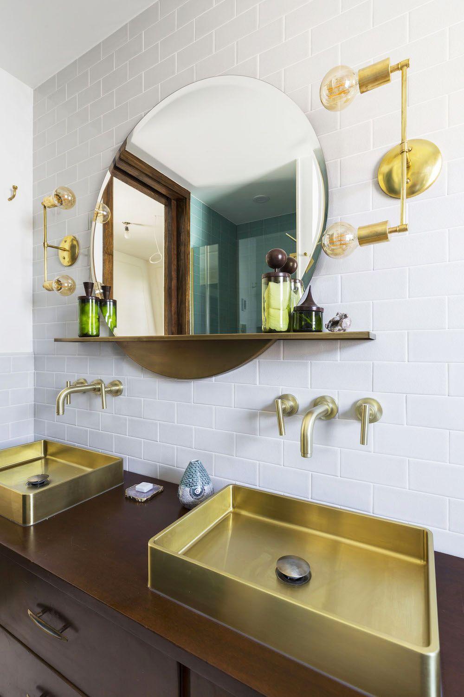 Mid Century Modern Bathroom Lighting - Modern Bathroom Design
