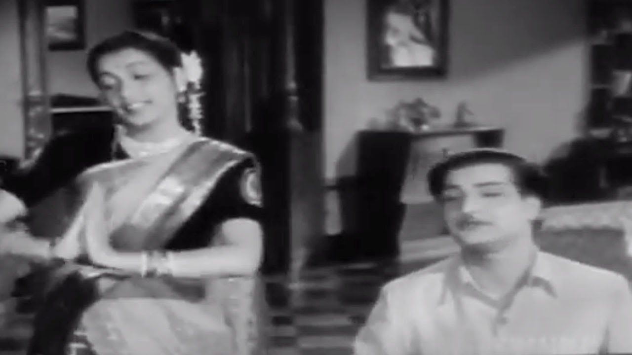 Missamma Movie    Brindaavanamadi Andaridi Video Song    NTR, ANR, SVR,  Savitri, Jamuna   Old video, Songs, Youtube