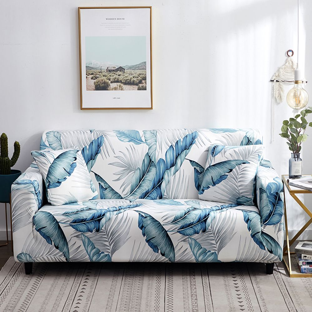 1//2//3 Seater Stretch Spandex Sofa Cushion Cover Slipcover Settee Couch Protect