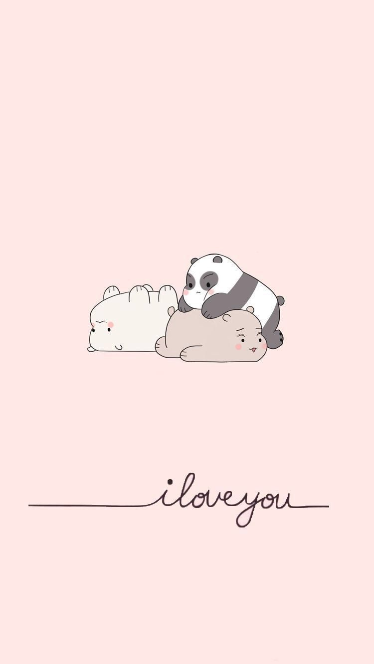 We Bare Bears Wallpapers Wallpapers On Wall We Bare Bears Wallpapers Bear Wallpaper Cute Panda Wallpaper