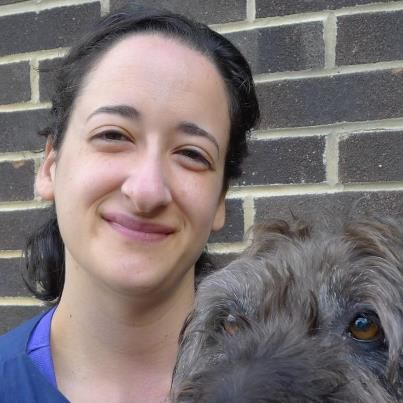 YV welcomes Helen Teff Helen qualified from Liverpool Vet School - first class honours