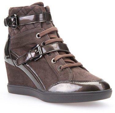 buy geox shoes online shop, Women Trainers Geox ELENI High