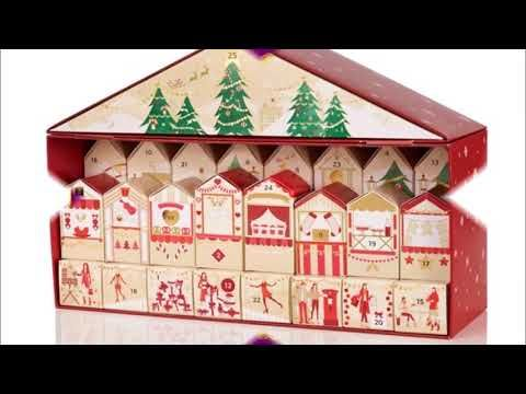 Pin By Irina Ivanova On Beauty World Advent Calendar Boxes Beauty Advent Calendar Wooden Advent Calendar