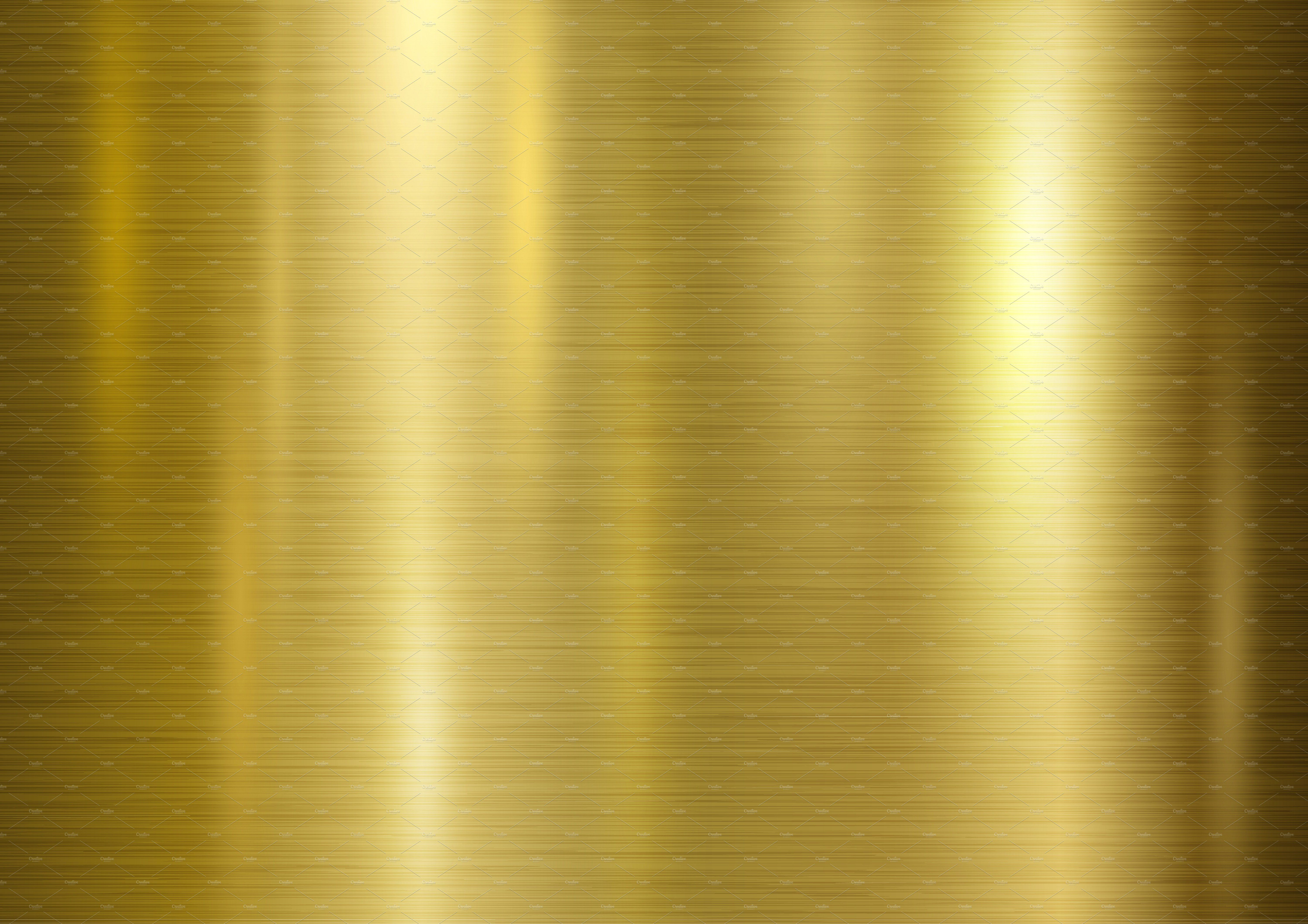 Gold metal texture background by Myimagine on ...