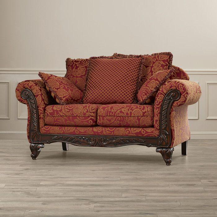 Astoria Grand Dupont Serta Upholstery Loveseat Reviews
