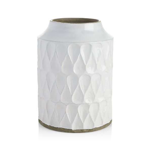 Kora Small Vase Crate And Barrel Chevron Vase Vase