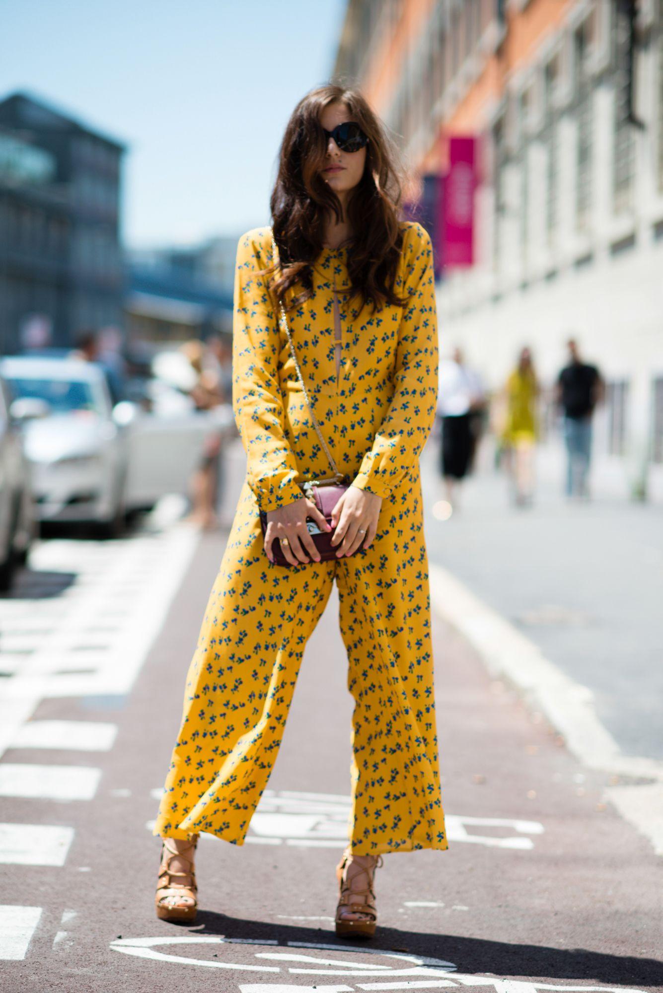 Eleonora Carisi  photo by Carola De Armas joujouvilleroy » How to style 70's #streetstyle #70s #annisettanta