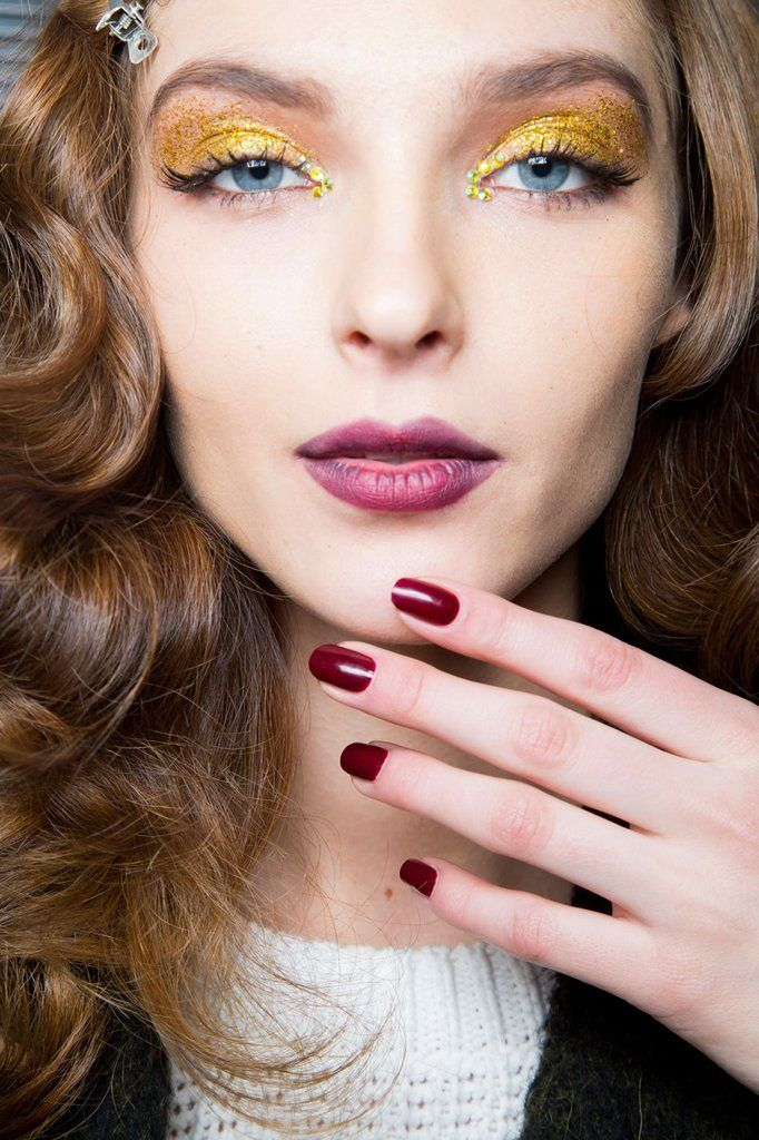 TOP NAIL TRENDS FROM FASHION WEEK 2017 | 2016 Fall / 2017 Winter ...