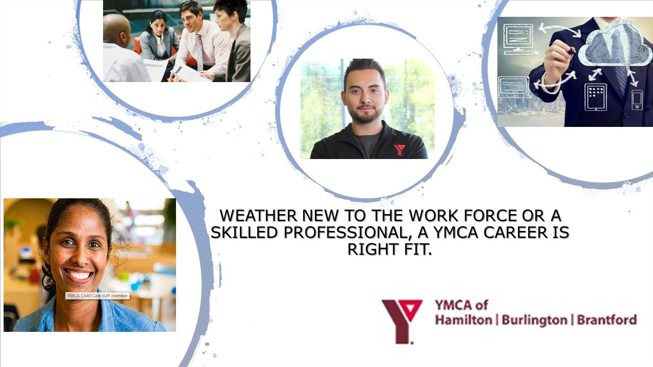 Weather New To The Workforce Or A Skilled Professional A Ymca