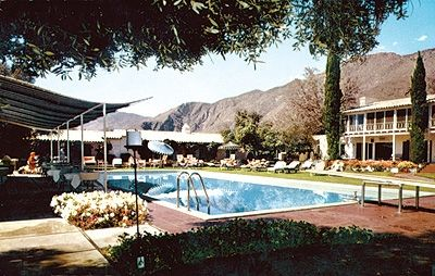 The Howard Manor Historic Hotels In Palm Springs California Annie Dave