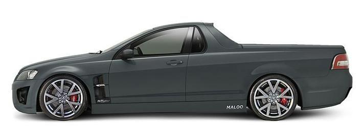 Holden Maloo Ute Top Of The Range Holden Uterus With 19 Ltd Ed