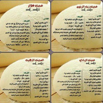 Pin By Nooran On معجنات Food Receipes Cooking Recipes Desserts Yummy Food Dessert