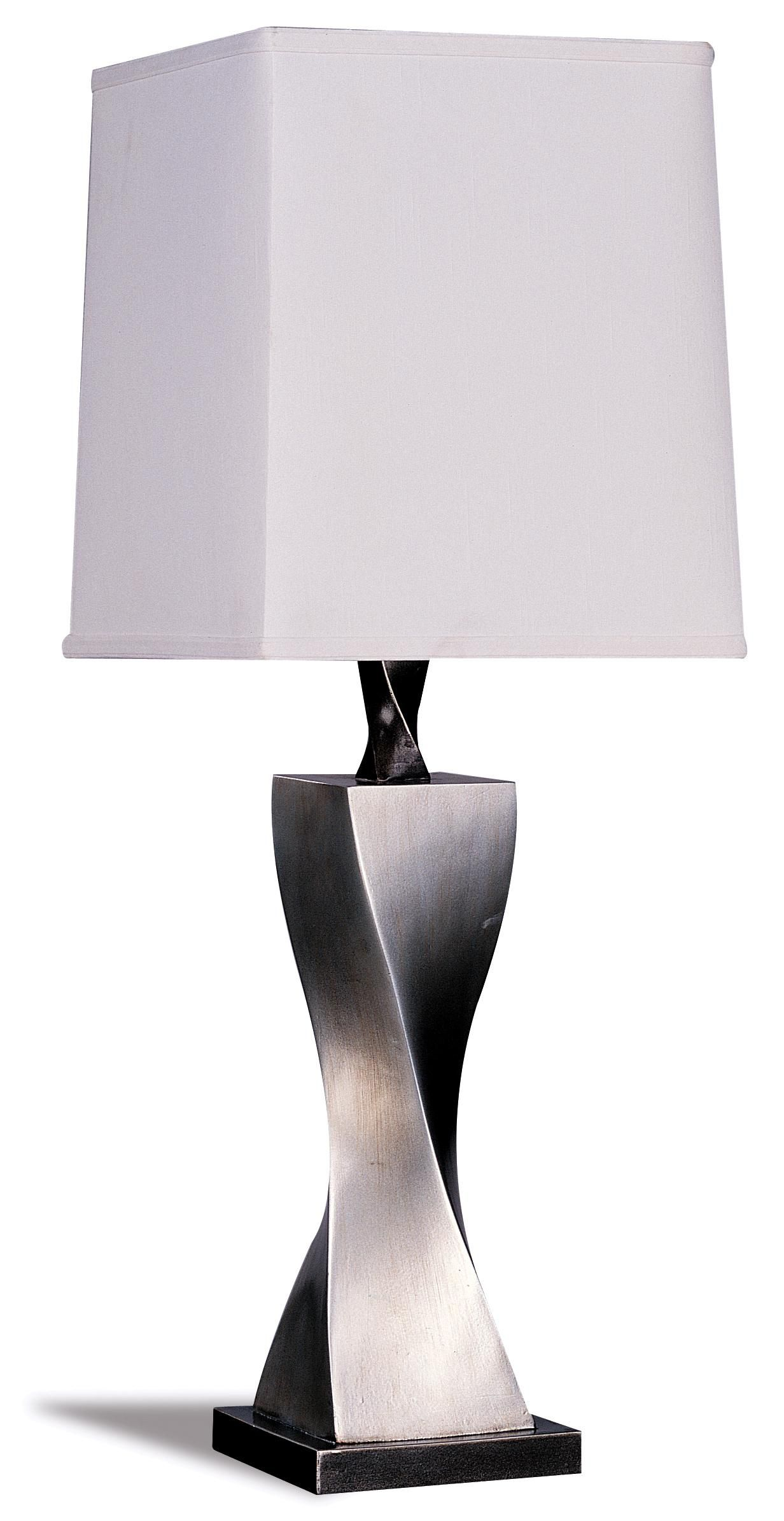 Table Lamps Table Lamp By Coaster Square Lamp Shades