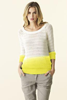 3/4 Slv Raglan Pullover Sweatshirt | Michael Stars