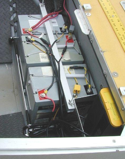 Boat Batteries  Boatbuildingshops