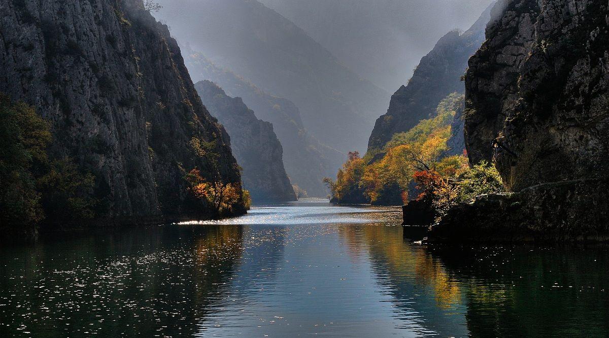 Lake Matka macedonia