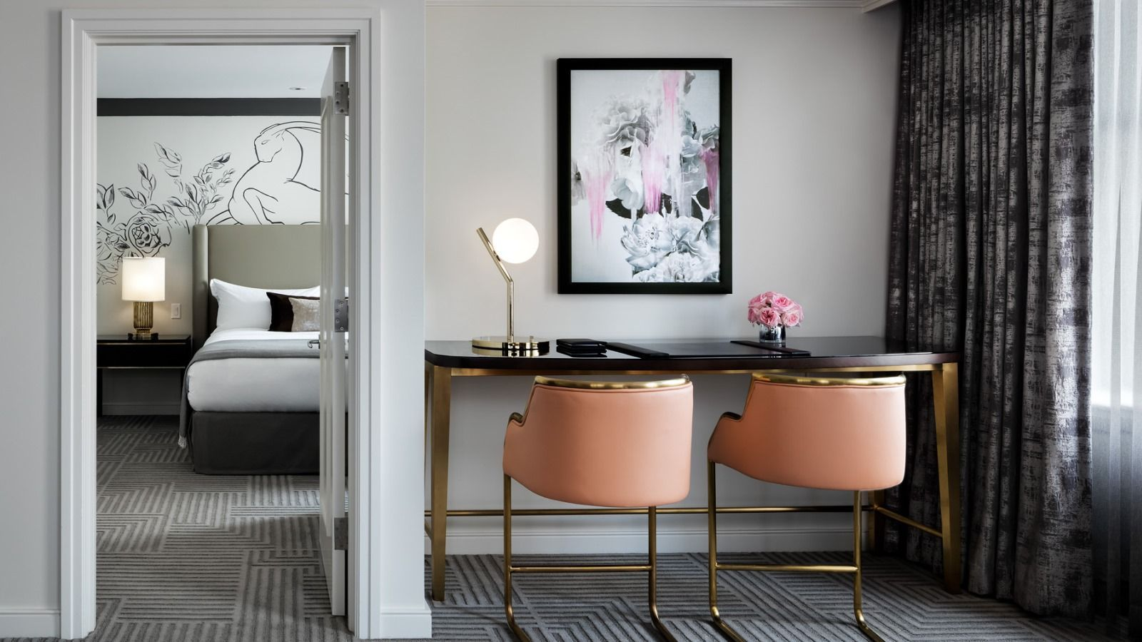 discover chicago hotel luxury when you visit the gwen chicago view rh pinterest com