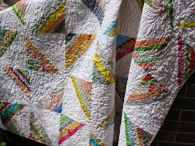 String Thing Along: String quilts