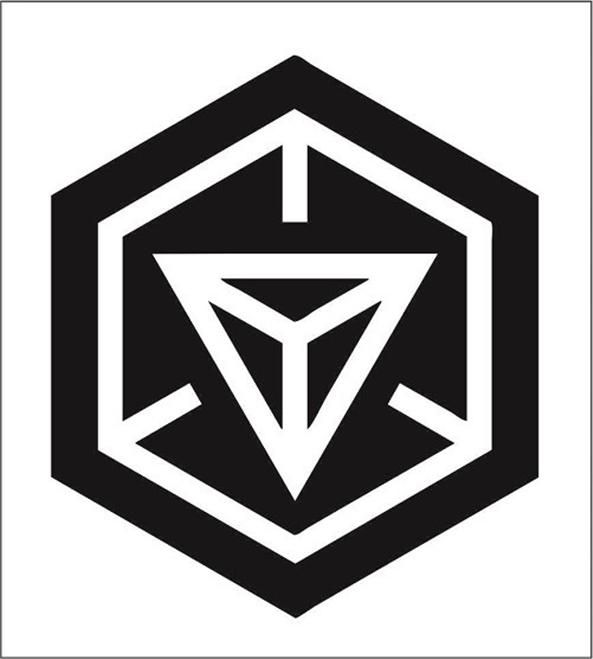 (10 Count) Ingress Resistance Niantic Logo - Vinyl Decal ...