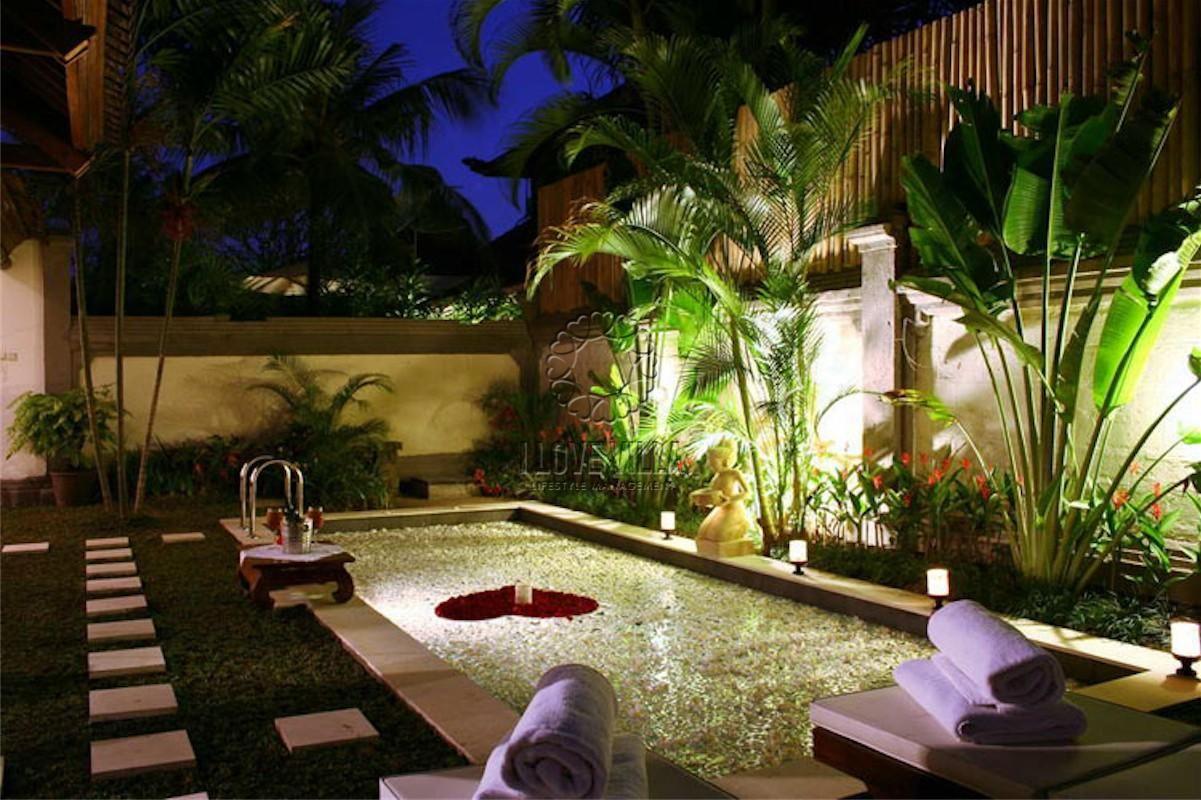 shallow wading pool for bali patio bali style pinterest bali