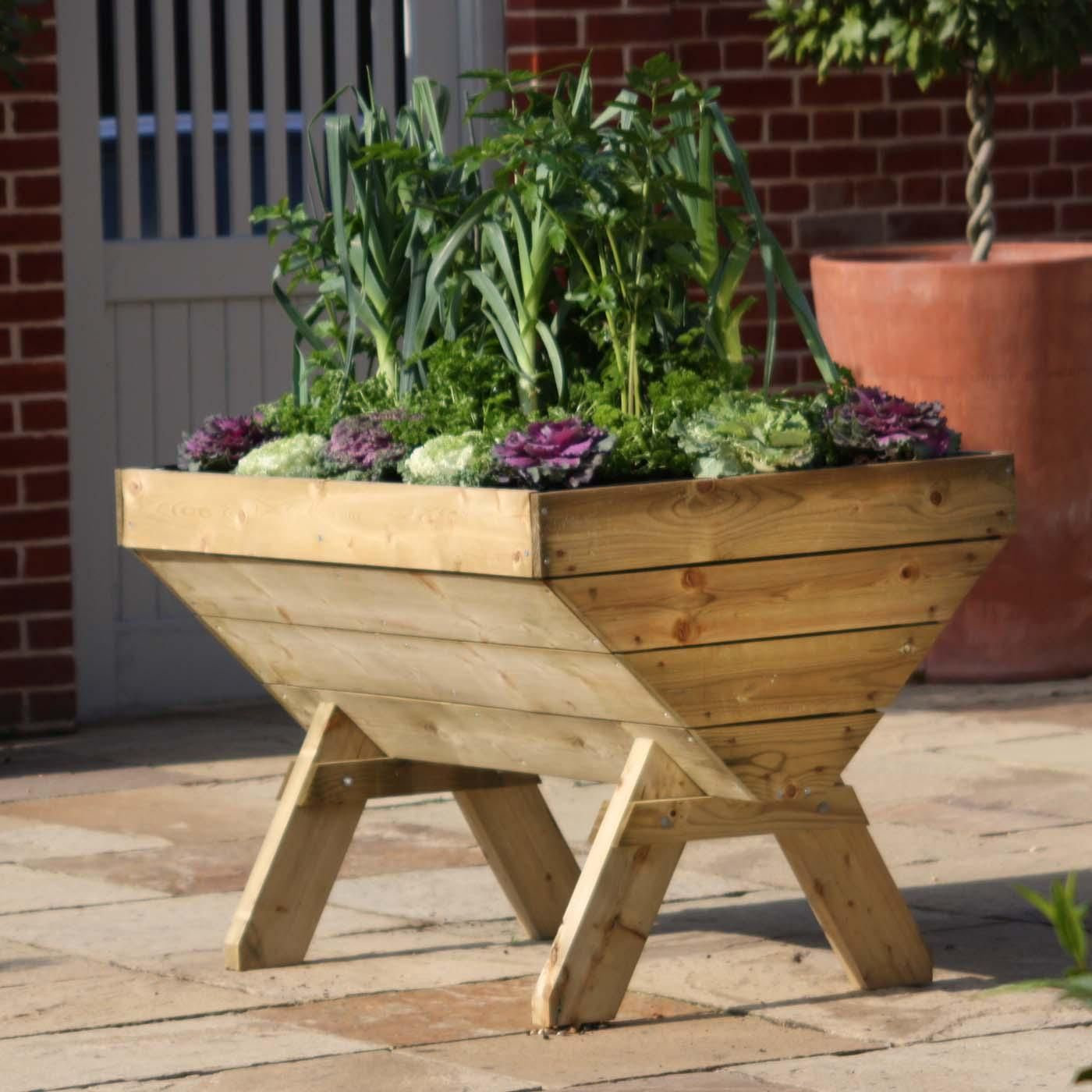 Maxi Manger Trough Planter this would